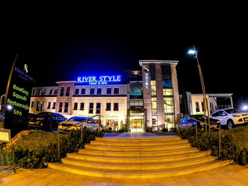 6 Tage Urlaub in Reda in Polen im River Style Hotel & Spa mit Frühstück Angebot aufrufen