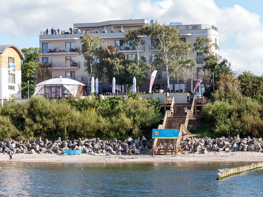 Ostsee 6 Tage Henkenhagen Reise Hotel Lambert G...