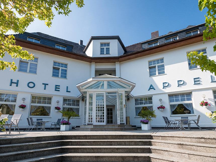 Eifel 3 Tage Kurzurlaub Rech Hotel Haus Appel R...