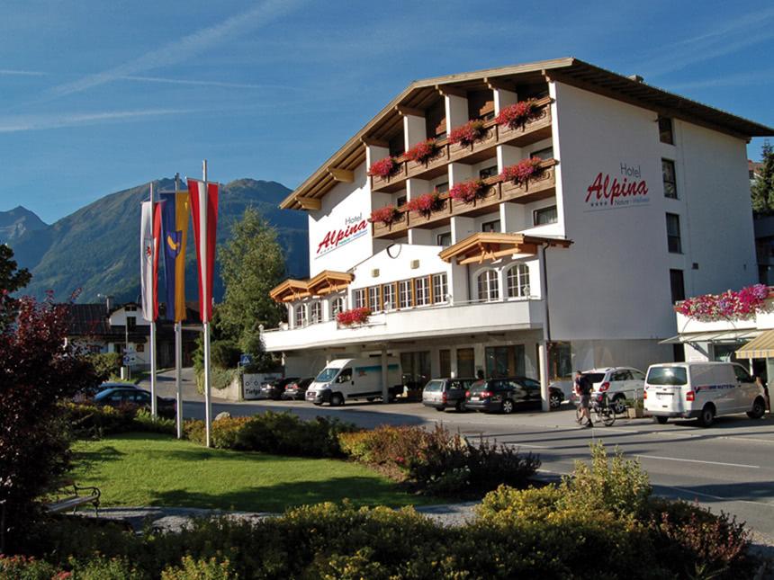 Pitztal 7 Tage Wenns Urlaub Hotel Alpina 4 Sterne mit 3/4-Verwöhnpension Angebot aufrufen
