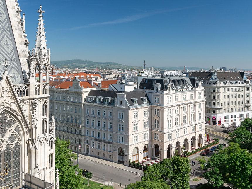 Wien 5 Tage Städtereise Hotel Regina Reise-Guts...