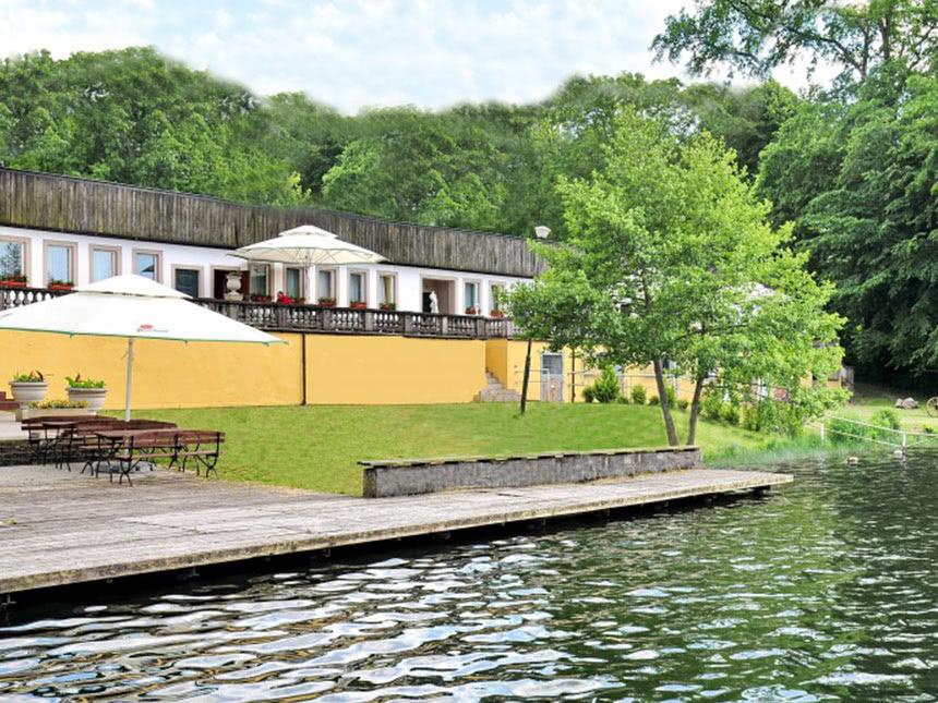 Pommern 8 Tage Polanow Urlaub Hotel Meierhof Reise-Gutschein Halbpension Angebot aufrufen