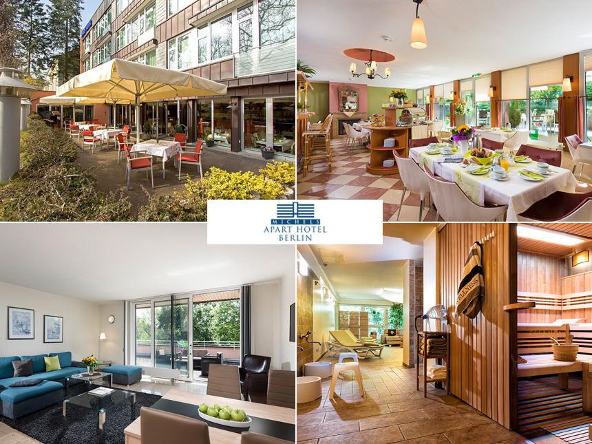 Michels Apart Hotel Berlin Gunstig Buchen Touridat Com