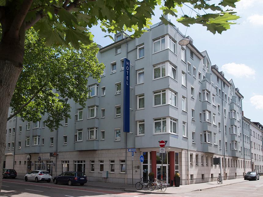 3 Tage Urlaub in Mannheim im Best Western Hotel...