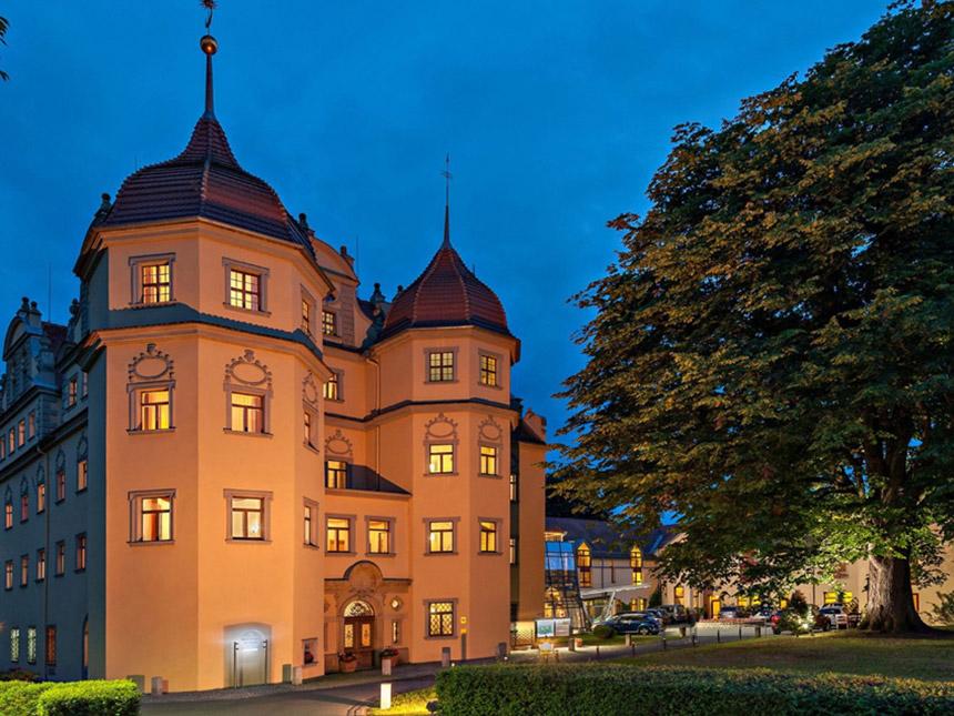Oberlausitz 4 Tage Hörnitz Reise Schloss-Hotel ...