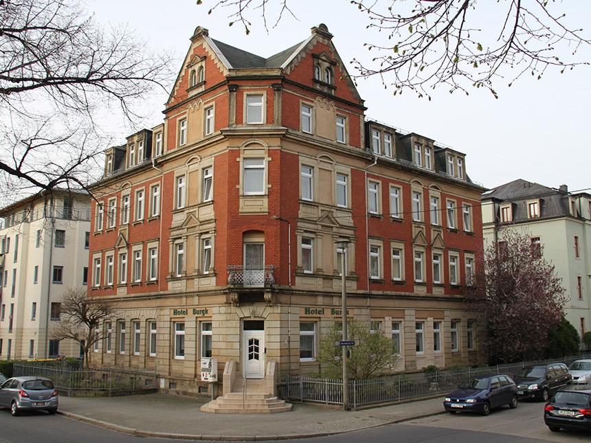 Dresden 4 Tage Städtereise Hotel Burgk Gutschei...