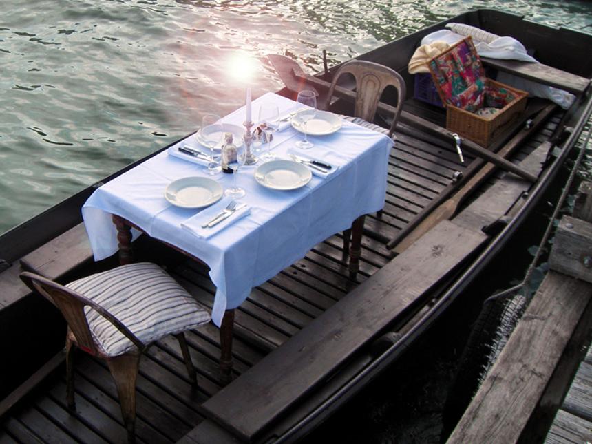 Dinnerboot