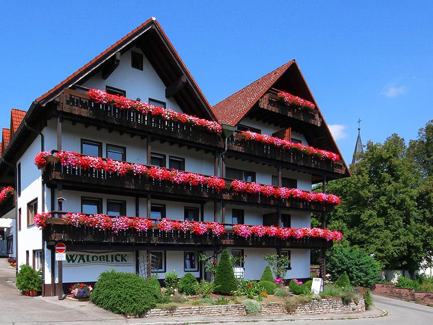 6 Tage Schwarzwald-Urlaub in Donaueschingen im ...