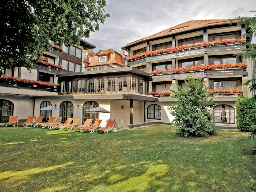 Details zu 4 Tage Urlaub in Bad Lauterberg im Harz im Mühl Vital Resort mit  Halbpension