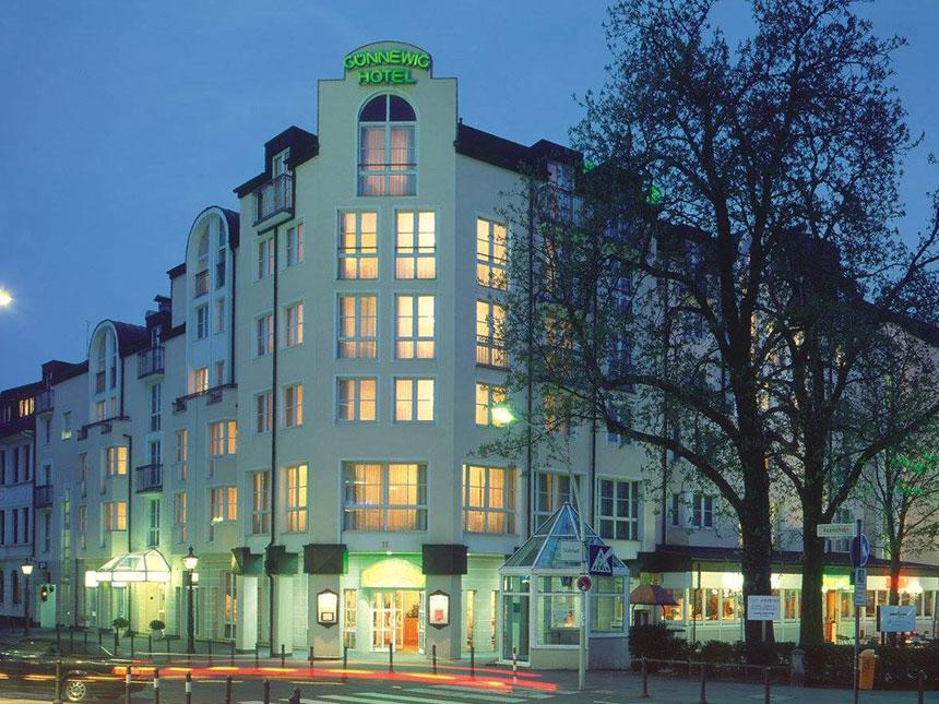 Bonn 4 Tage Kurzurlaub Günnewig Hotel Residence...