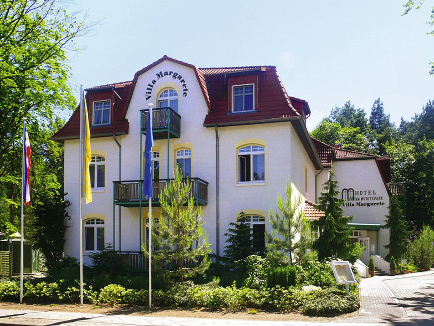 3 Tage Urlaub in Waren a.d. Müritz im Ring-Hotel Villa Margarete mit Halbpension