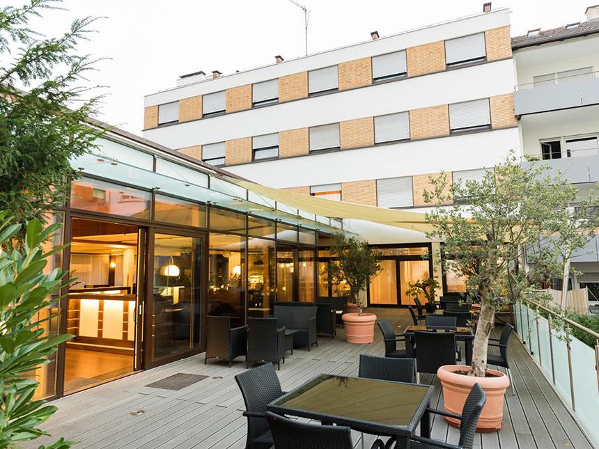 Stuttgart 4 Tage Städtereise Best Western Hotel...