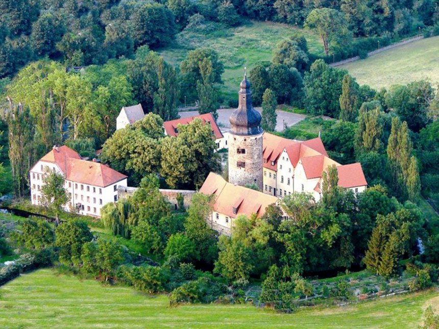 Magdeburg 4 Tage Städtereise Hotel Wasserburg zu Gommern Gutschein Romantik Angebot aufrufen