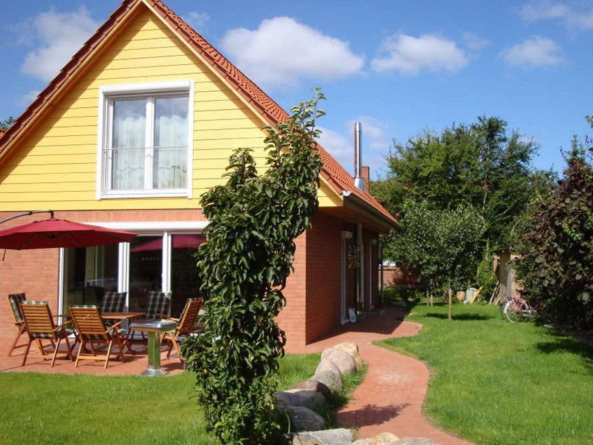 Ostsee 8 Tage Urlaub Ferienhaus im Ostseebad Ho...