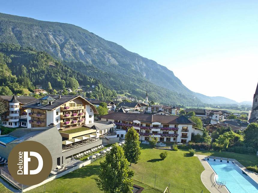 3 Tage Urlaub im Hotel Schwarzbrunn in Stans in Tirol mit Vollpension