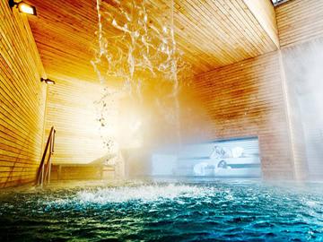 Pool-sauna