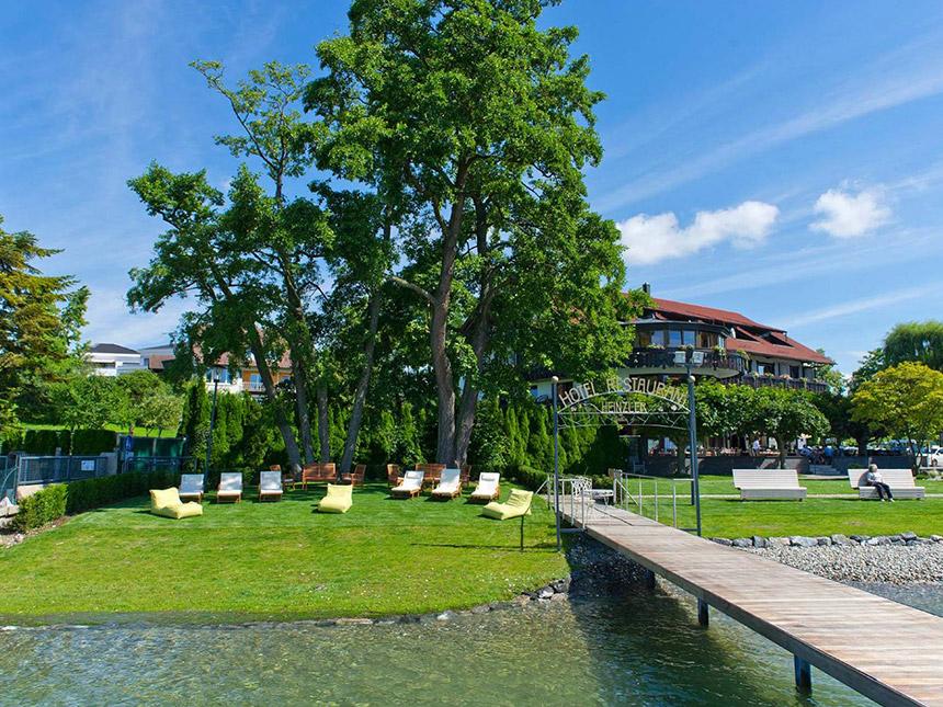 5 Tage Urlaub in Immenstaad am Bodensee im Hote...