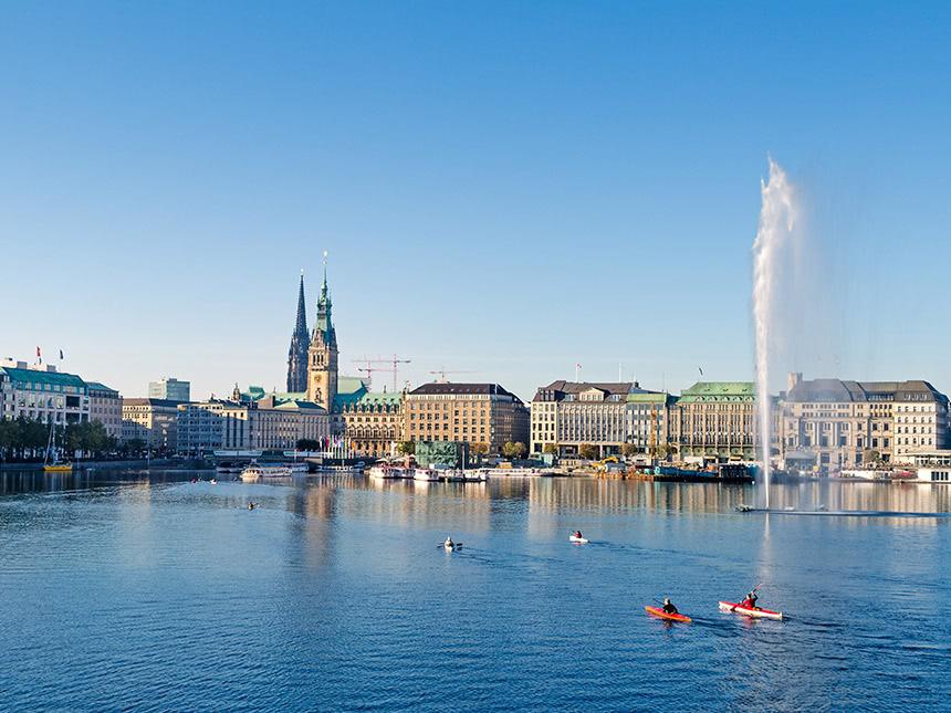 Hamburg 3 tage st dtereise cabo hotel 3 sterne gutschein for Stadtereise hamburg