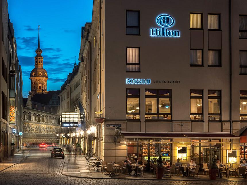 4 Tage Städtereise nach Dresden ins Hotel Hilton Dresden mit Frühstück