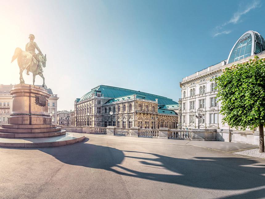 Wien 4 Tage Urlaub City Pension Reise-Gutschein...
