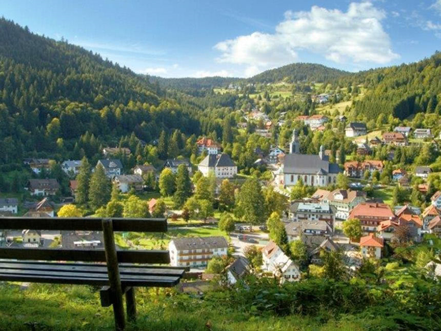 Südschwarzwald 4 Tage Todtmoos Reise Hotel am K...