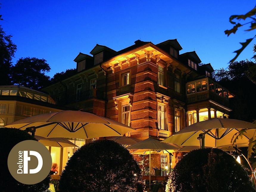 4 Tage Kurzurlaub in Pfinztal im Hotel Villa Ha...