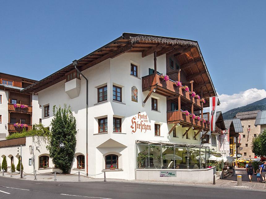 4 Tage Urlaub im Hotel zum Hirschen in Zell am See mit Halbpension