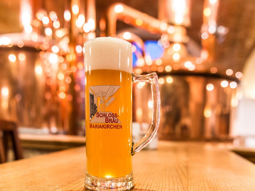 Mariakirchen-Bier