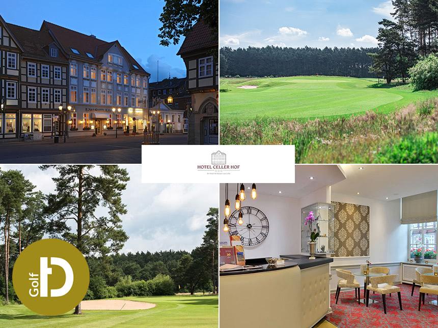 Luneburger Heide 3 Hotel Celler Hof 3 Tage Fur 2 Personen Inkl