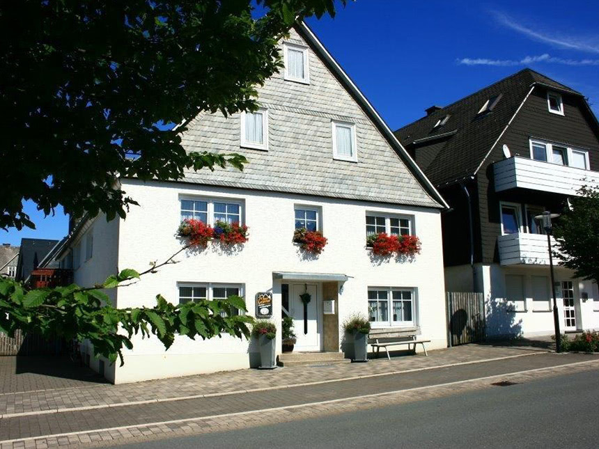 8 Tage Urlaub in Winterberg im Sauerland in der Ferienwohnung im Haus Cramer
