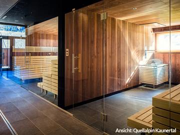 Sauna-Quellalpin