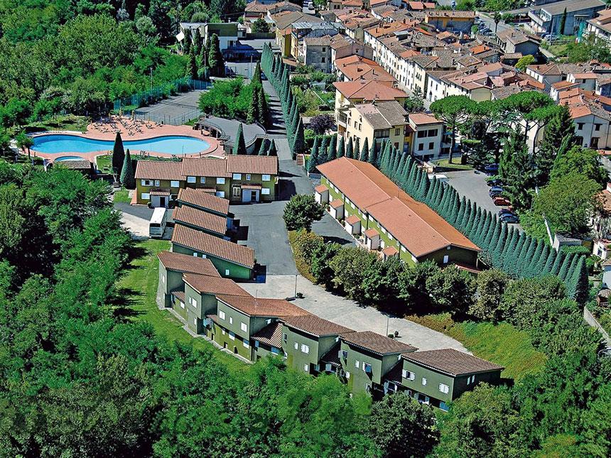 4 Tage Urlaub in Ronta di Mugello in der Toskana im Hotel Marrani mit Frühstück Angebot aufrufen