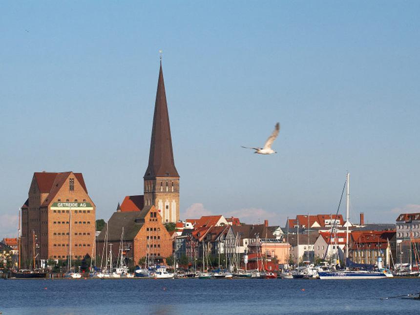 5 Tage Urlaub in Rostock an der Ostsee im Hotel...