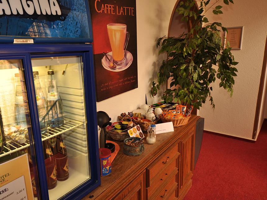 Kaffe-ecke