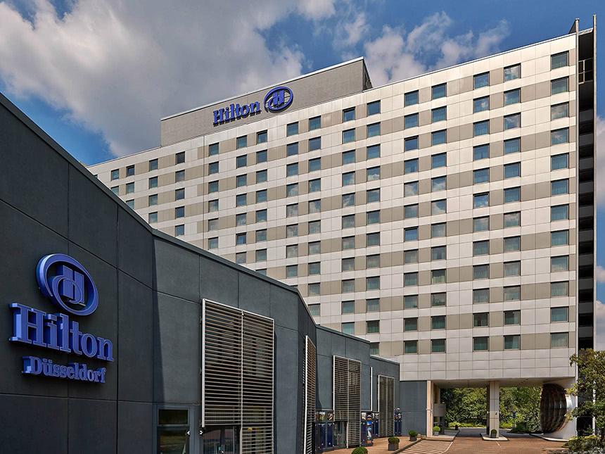 2 Tage Städtereise nach Düsseldorf im Hotel Hil...