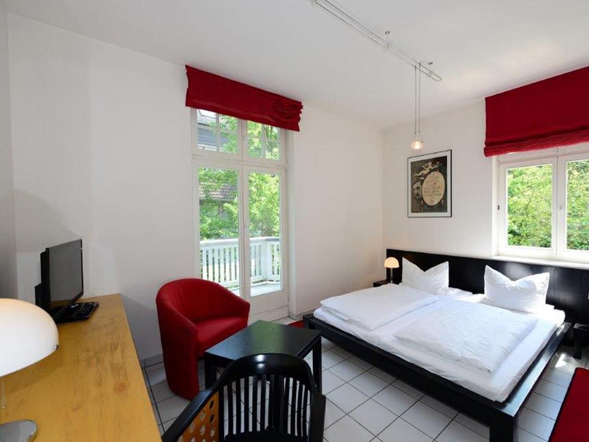 6 Tage Urlaub in Weimar im Weimarer Land im 4* Art Hotel Weimar ...