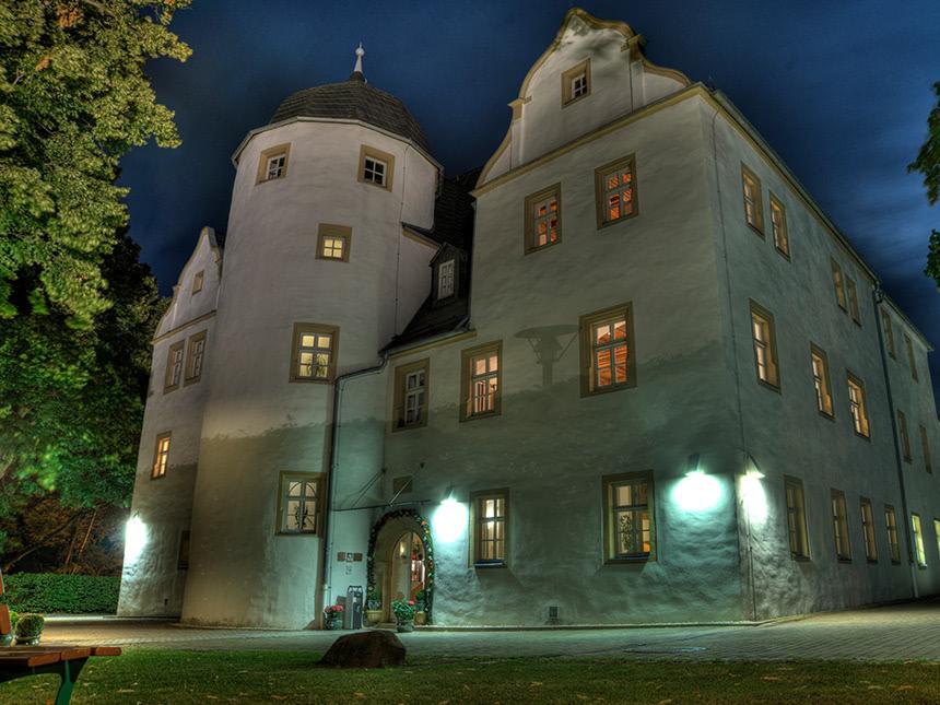 4 Tage Urlaub in Saalfeld im Thüringer Wald im Schlosshotel Eyba mit Frühstück