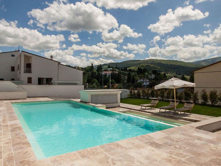 8 Tage Urlaub in Florenz in Italien im Hotel The Florence Hills mit Frühstück Angebot aufrufen