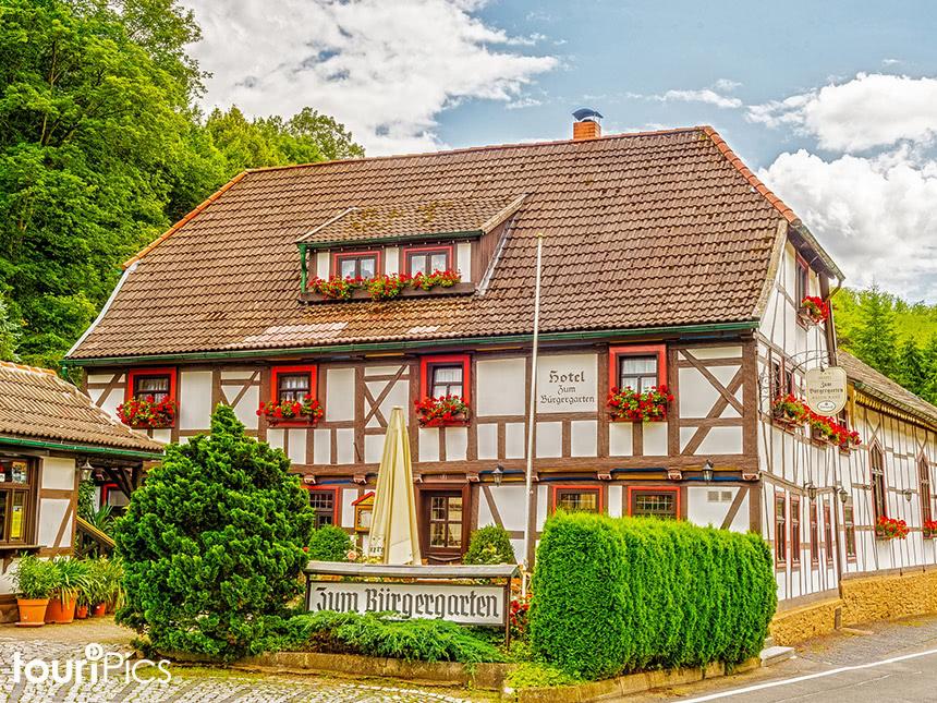 touriDat: 3 Tage 3*S Hotel Stolberg Brocken Bod...
