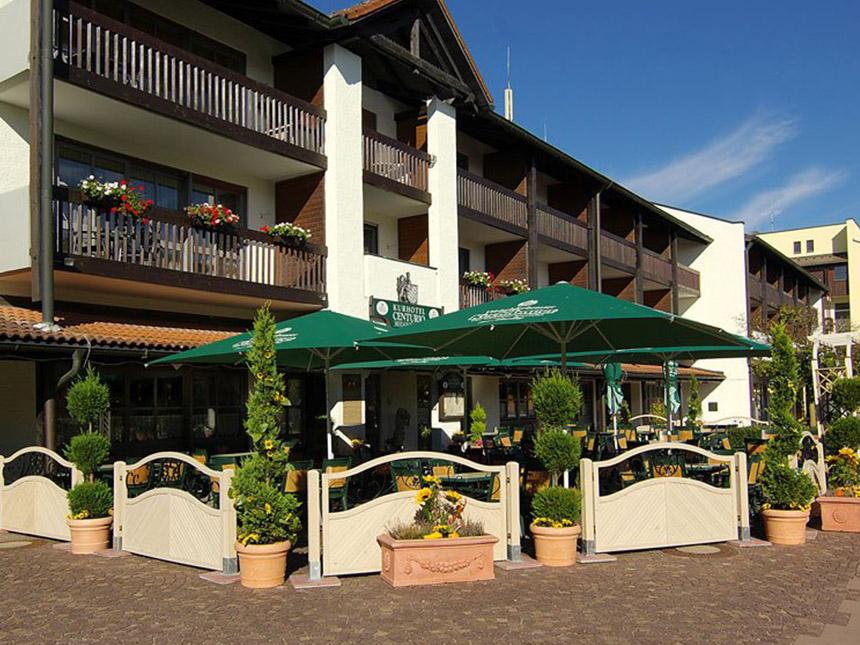 5 Tage Urlaub im Altmühltal im Hotel Centurio in Bad Gögging inkl. Halbpension