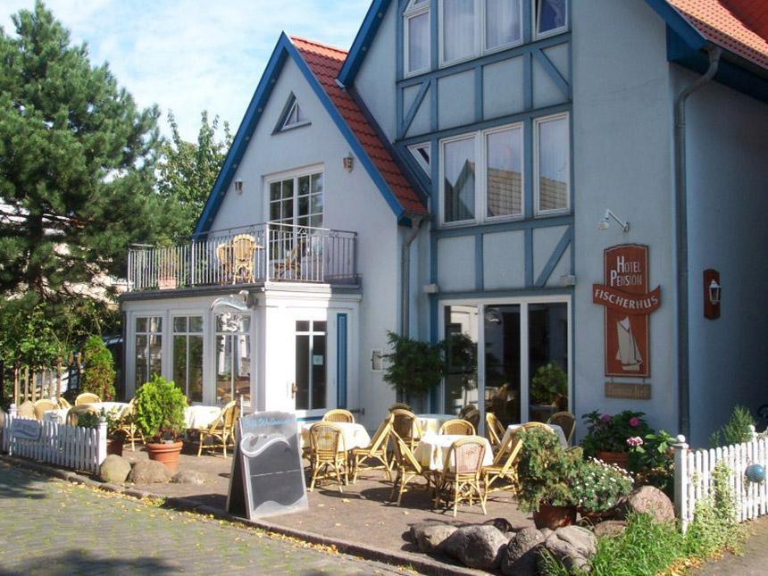 Ostsee 3 tage warnem nde kurzreise vogel hotel fischerhus for Warnemunde appartements