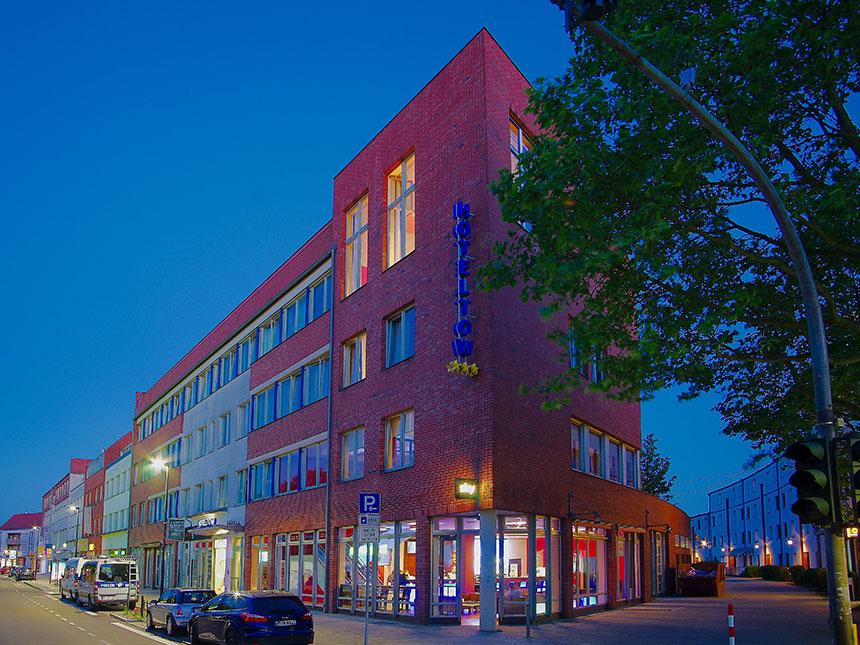 Berlin 3 Tage Teltow Städtereise Hoteltow Gutsc...