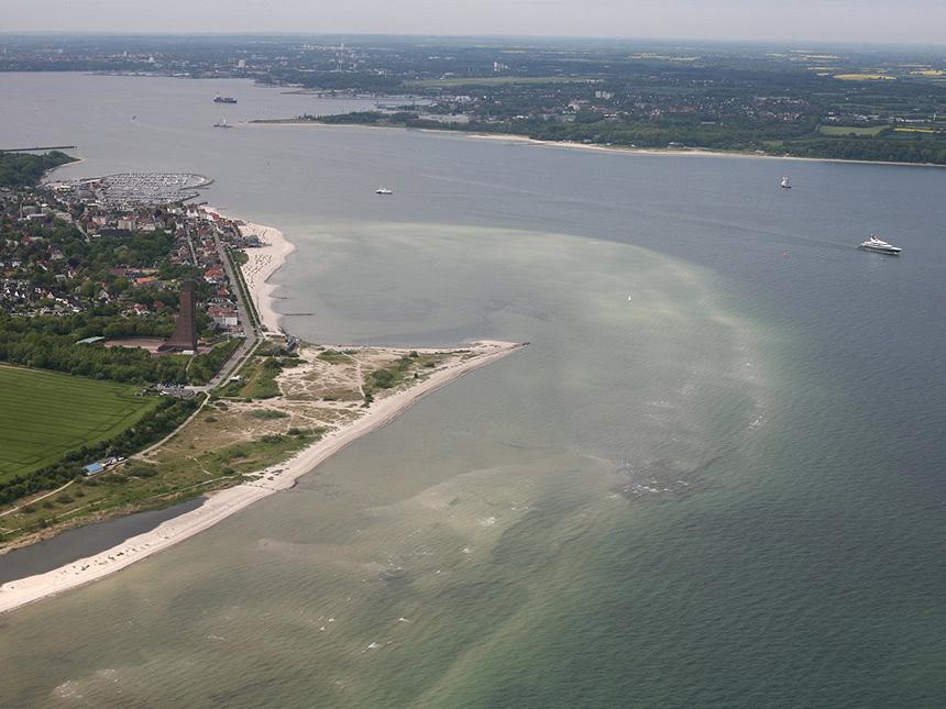 8 Tage Urlaub in Laboe an der Ostsee in der Ferienwohnung Windrose