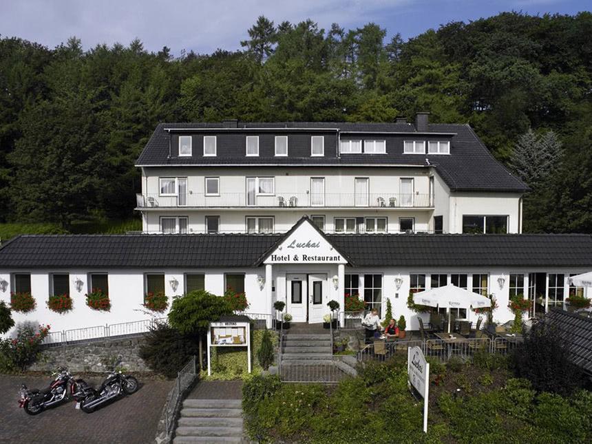 Hochsauerland 2 Tage Freienohl Urlaub Hotel Luckai Reise-Gutschein Halbpension Angebot aufrufen
