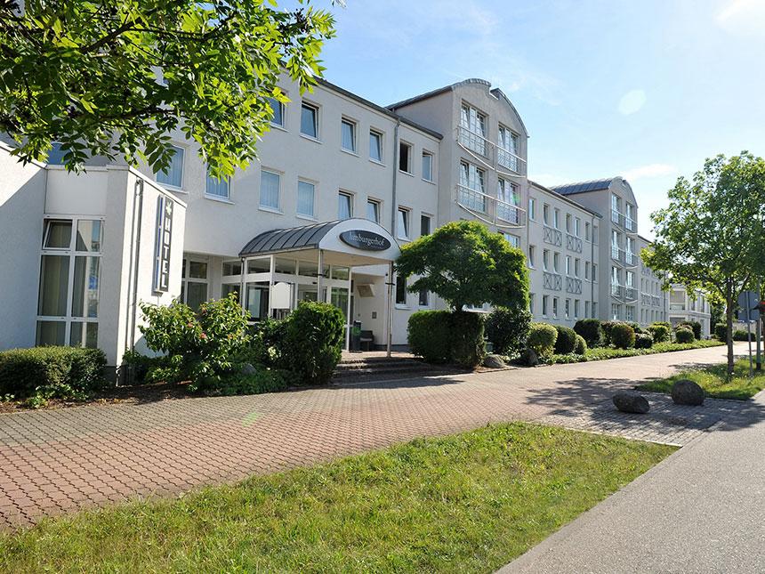 Rhein 3 Tage Urlaub Hotel Residenz Limburgerhof 4 Sterne Reise-Gutschein