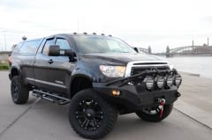 Toyota Tundra DC Long Bed