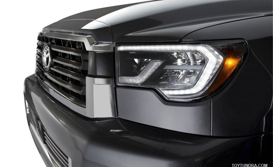2018 Toyota Sequoia TRD Sport LED фары