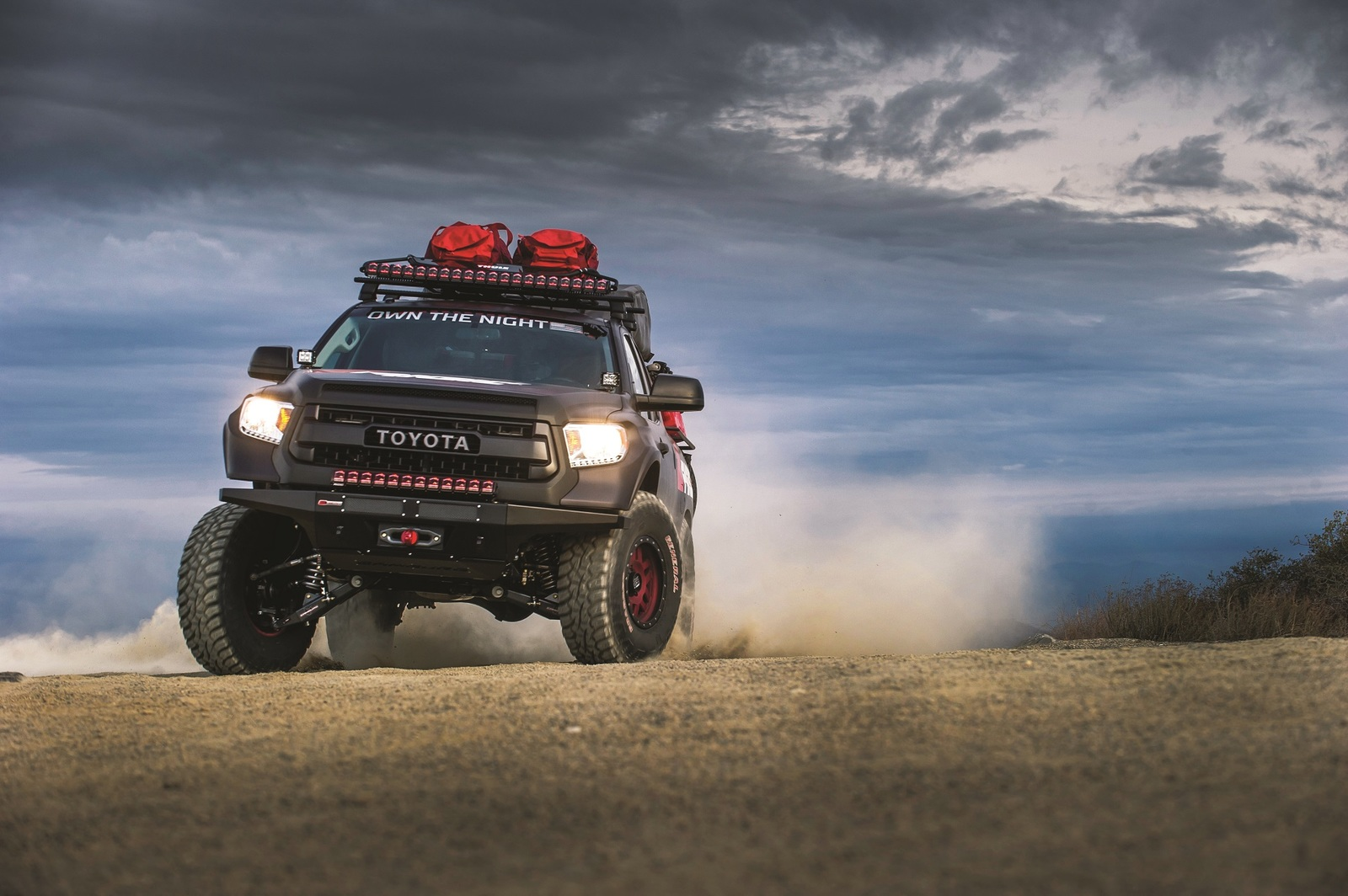 Toyota Tundra Rigid Adapt