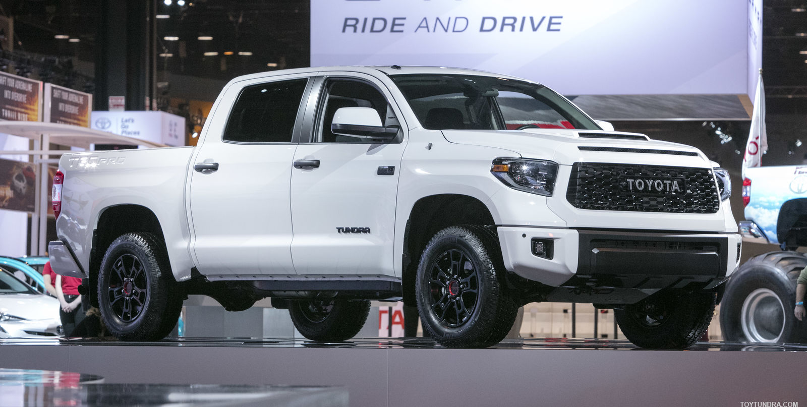 Toyota Tundra 2019 – RIDE AND DRIVE