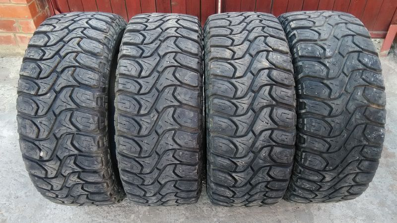 Продам шины Mickey Thompson Baja Radial ATZ 35х12,5R20
